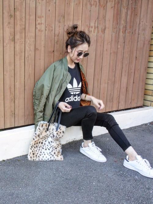 Adidas originalsでスポーティスタイルを極めろ♡