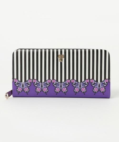 ロマンティックな世界へようこそ。ANNA SUIの財布に夢中♡