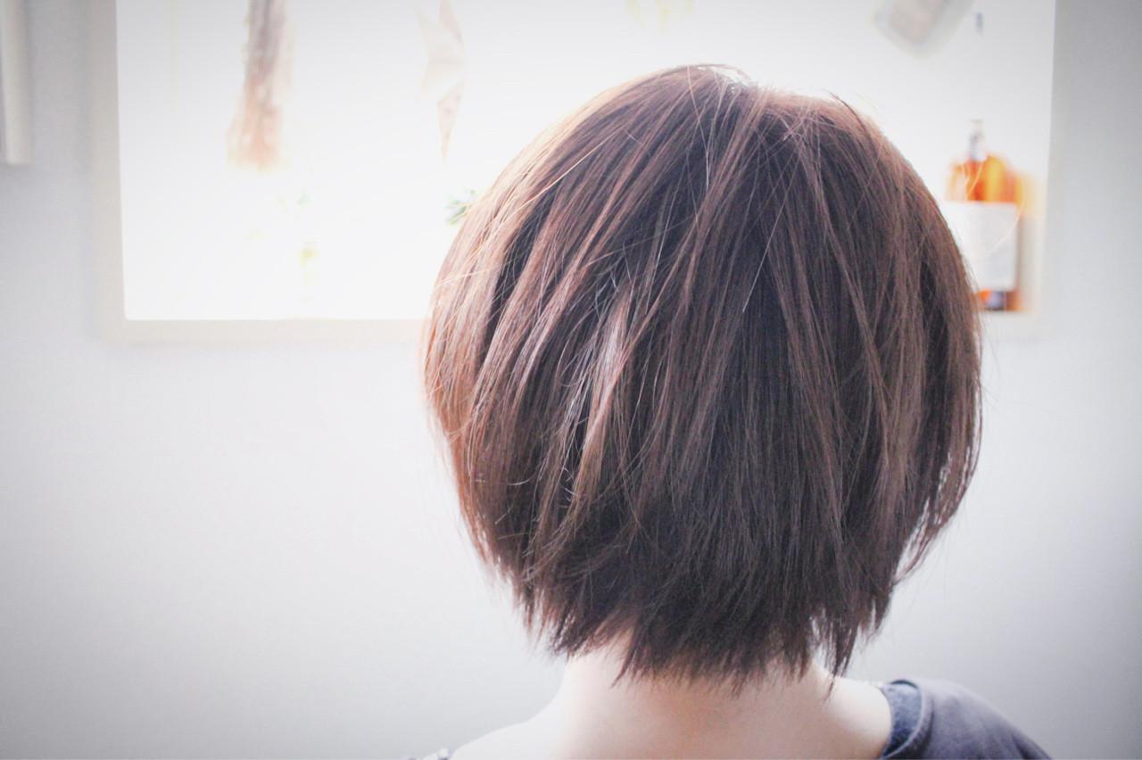 《暗めピンクグレージュ》甘モテpointをおさえた、きゅん髪へ♡の3枚目の画像