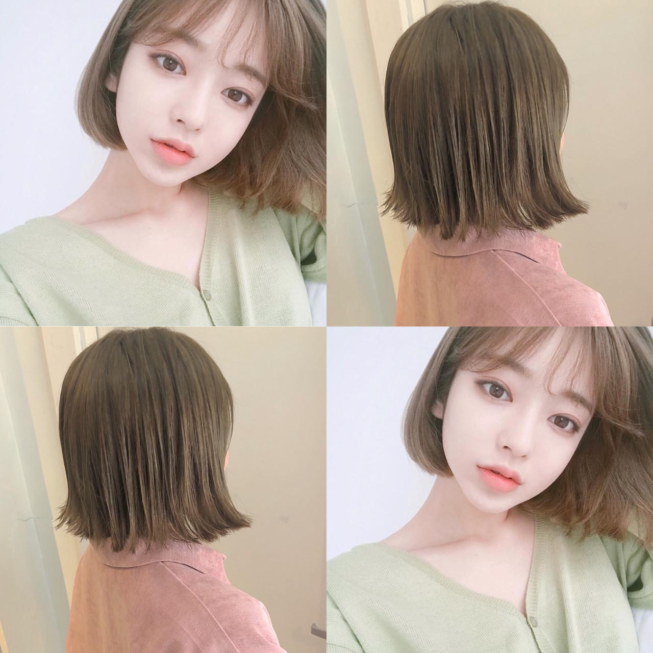 2020年最新ヘアスタイル 憧れの韓国の髪型事情を徹底解説 Arine