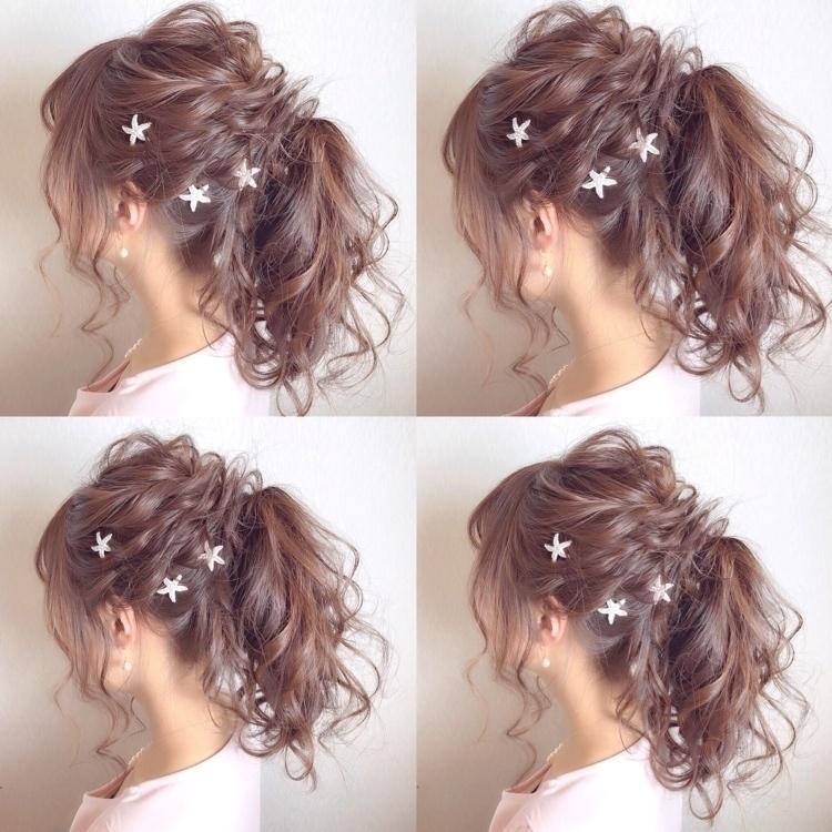 かわいい髪型で思いっきりライブを楽しもう♡