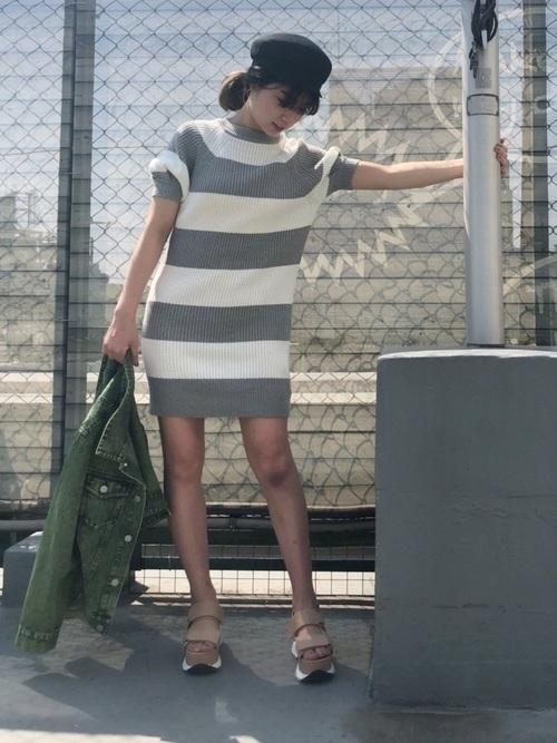 【秋冬】男性が選ぶ!女性に着てほしい秋冬のニットワンピースとは?の9枚目の画像