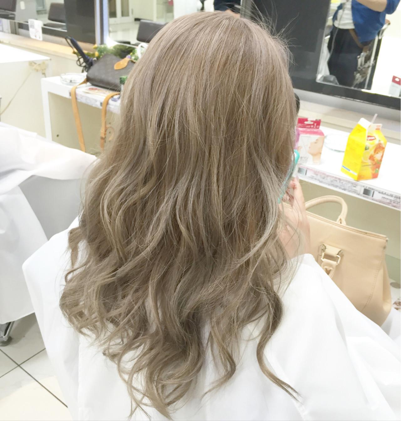 簡単イメチェン♡夏にぴったりのハイトーンカラーの魅力に迫る!の2枚目の画像