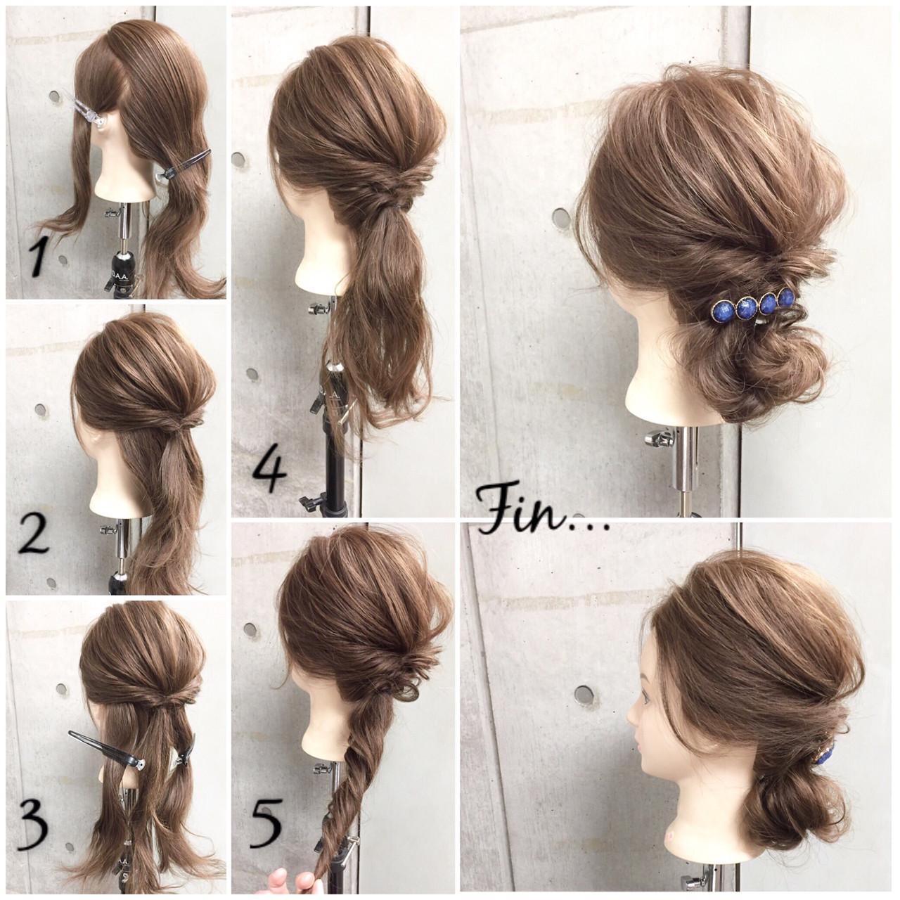 【保存版】まとめ髪をするときのおすすめヘアワックス特集♡の9枚目の画像