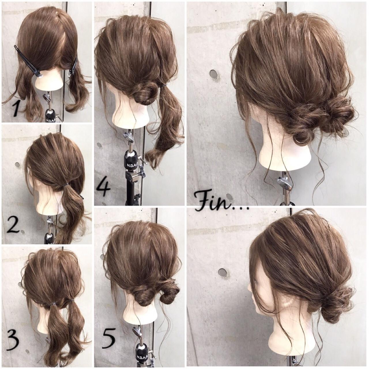 【保存版】まとめ髪をするときのおすすめヘアワックス特集♡の10枚目の画像