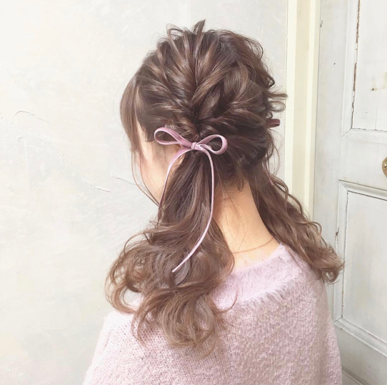 夏が来た!!夏フェス参加者必見♡おすすめ髪型8選の13枚目の画像
