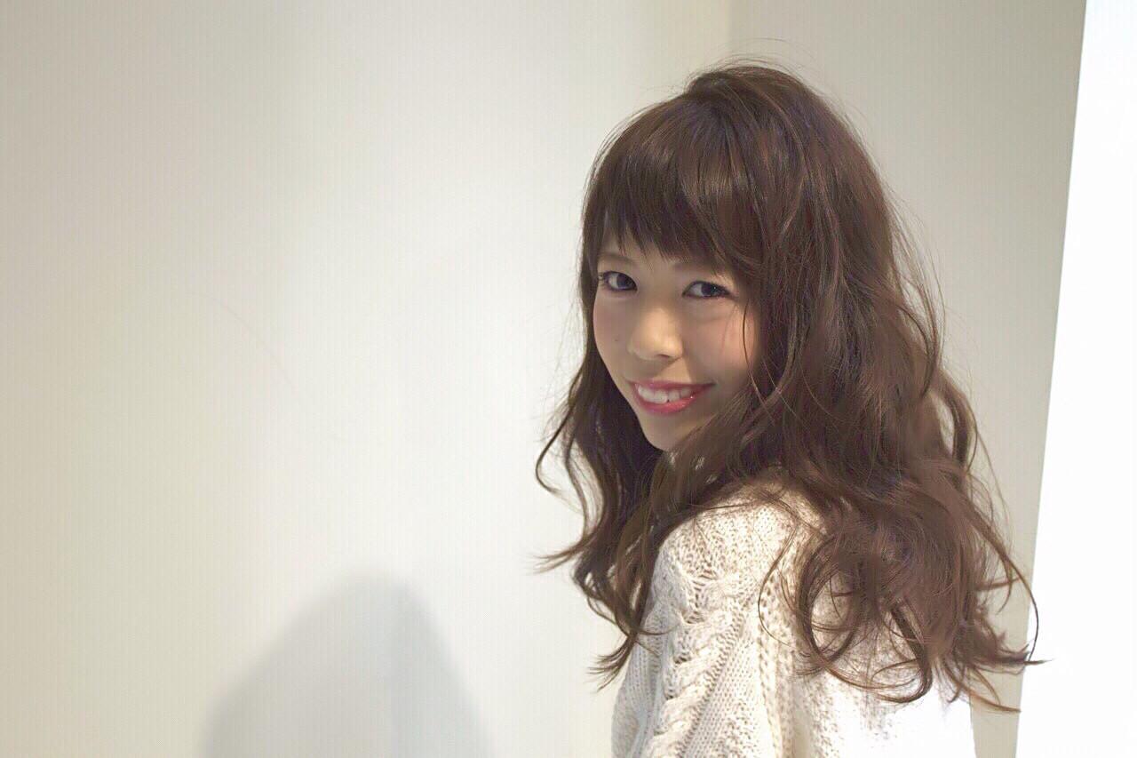 オン眉で印象チェンジ♡丸顔さんも似合うおすすめヘアスタイル紹介の31枚目の画像