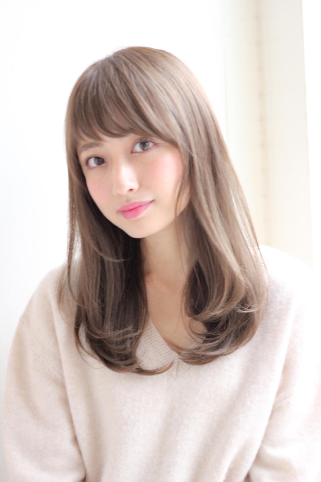 髪型 ロング 黒髪 30代 Khabarplanet Com