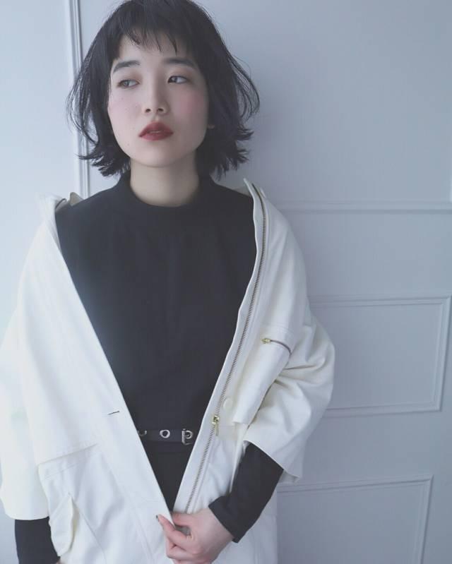 2018年注目のショート×アシメ前髪でトレンド女子になろう♡