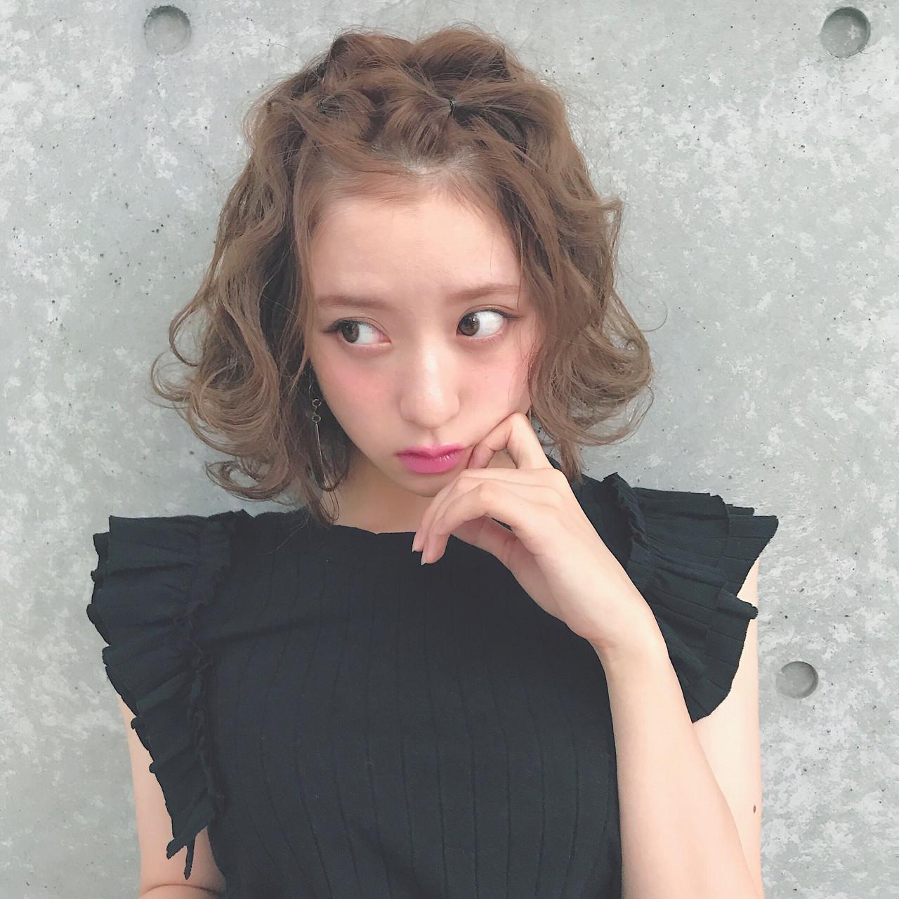 《レングス別》お呼ばれヘアで特別な自分に♡心奪われる髪型特集の4枚目の画像
