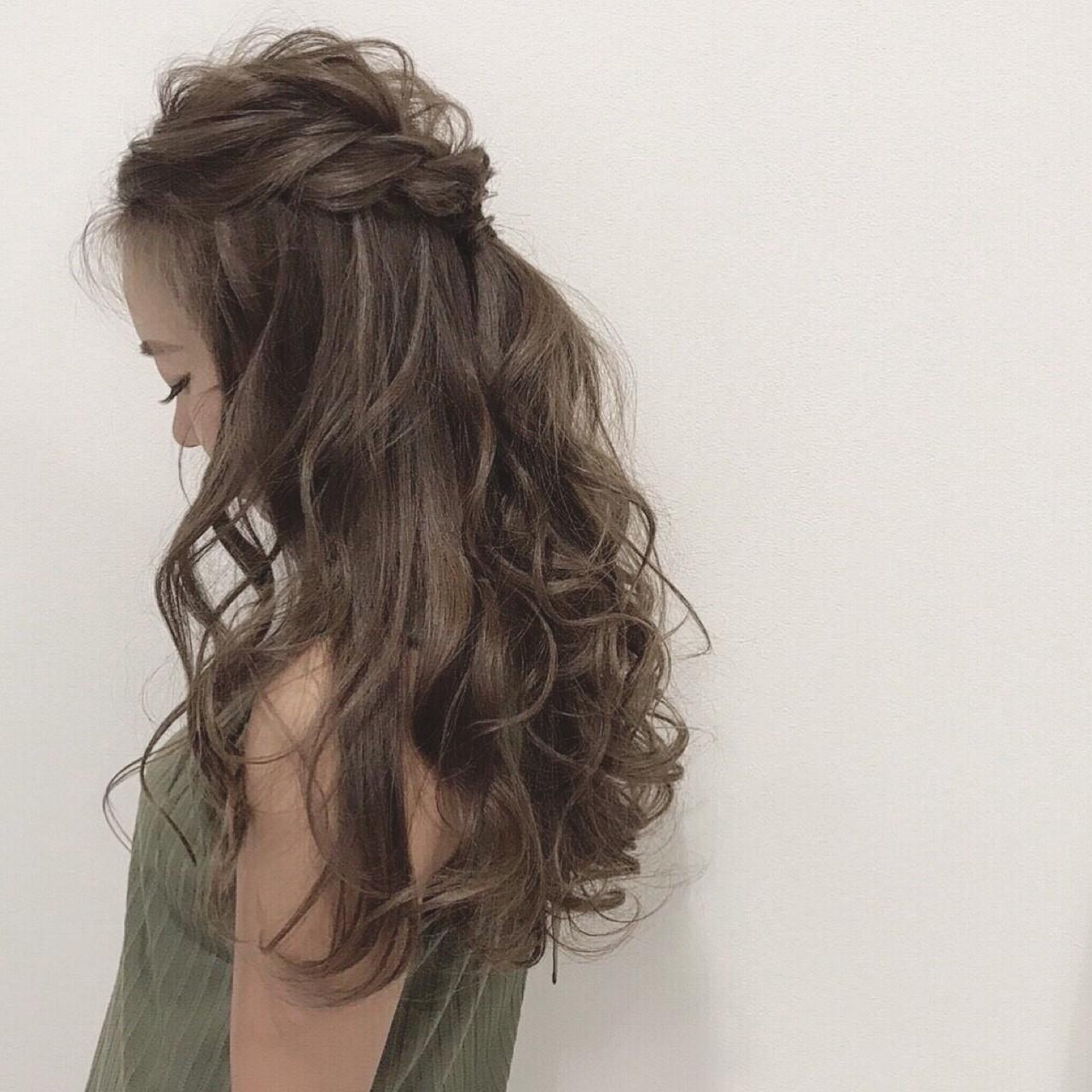 《レングス別》お呼ばれヘアで特別な自分に♡心奪われる髪型特集の28枚目の画像
