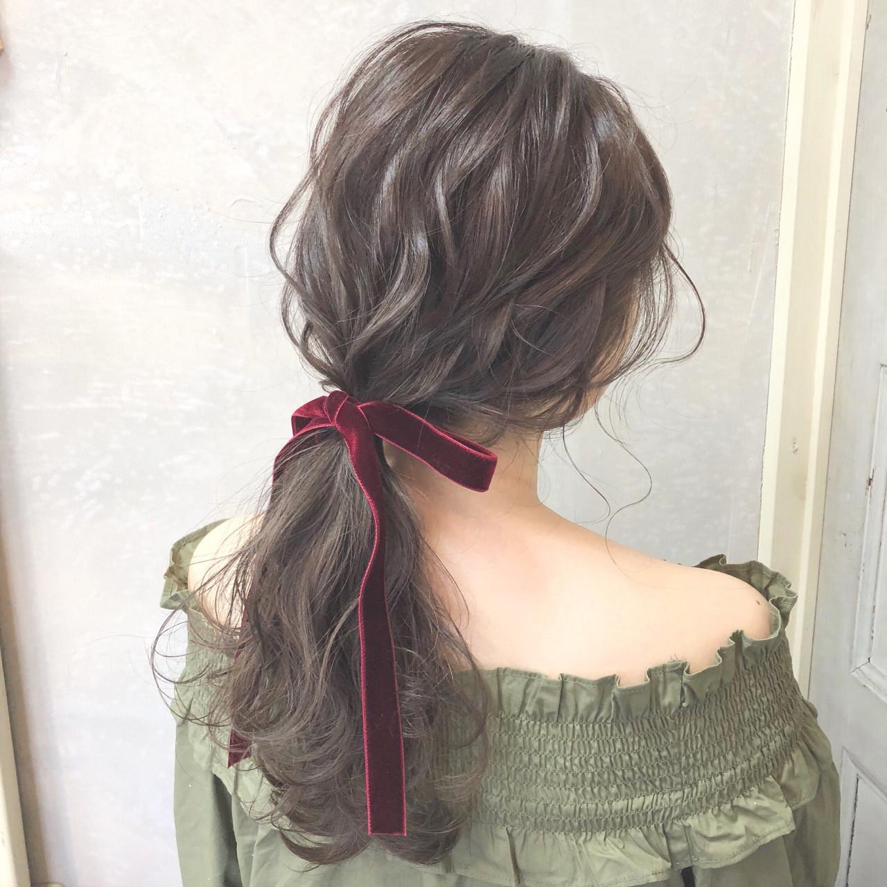 前髪で印象チェンジ!【ポニーテール×前髪】をスタイル別に徹底比較の5枚目の画像