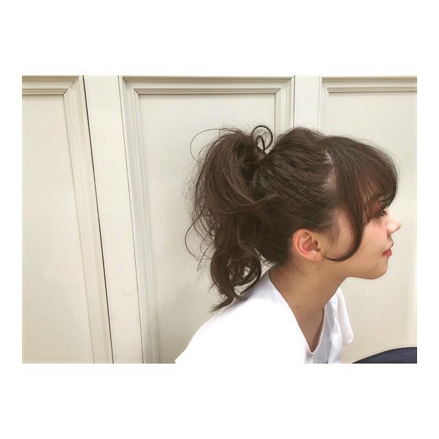 前髪で印象チェンジ!【ポニーテール×前髪】をスタイル別に徹底比較