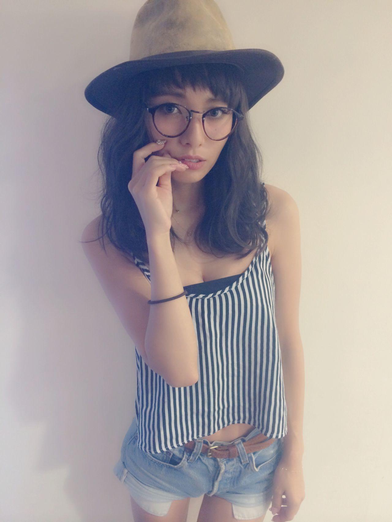 理想の長さにチェンジ♡ショートヘア×エクステでなりたい私♡の9枚目の画像