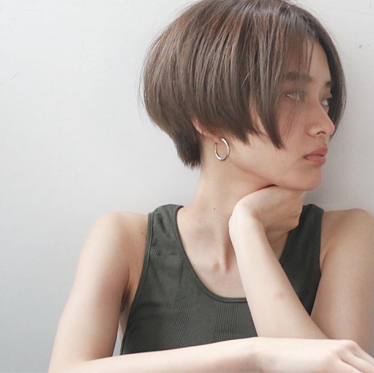 女性ならではのかっこいい髪型は\u201c色っぽさ\u201dだったんです♡