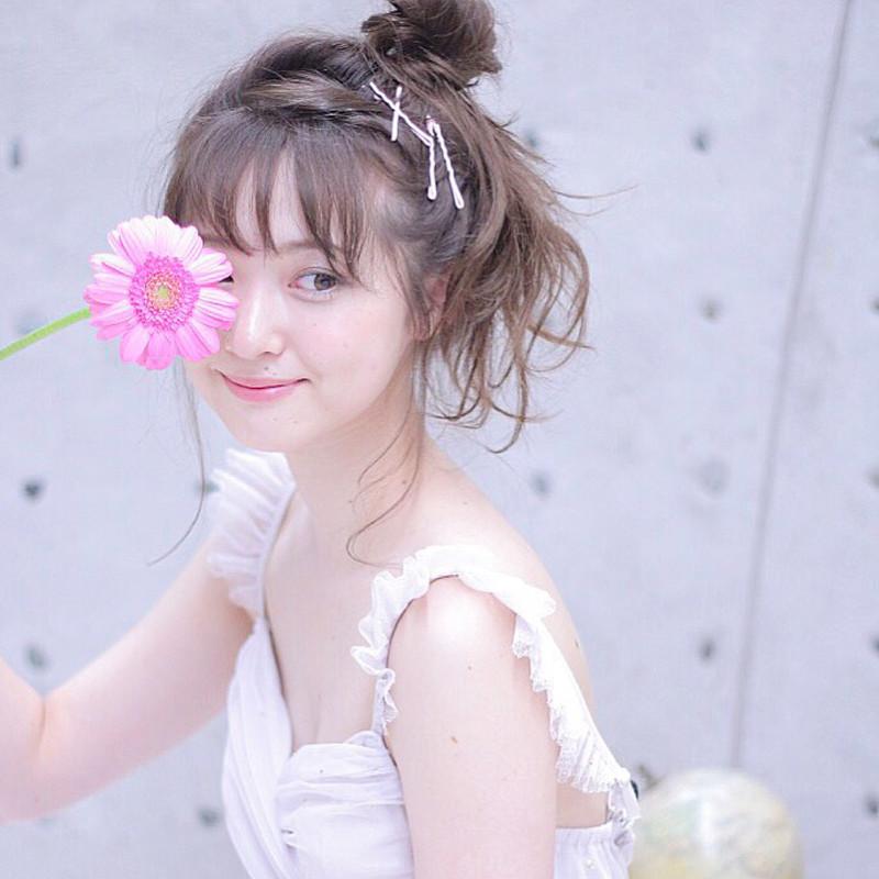 お団子ヘアアレンジ特集【高さ・レングス別】印象美人に変身♡