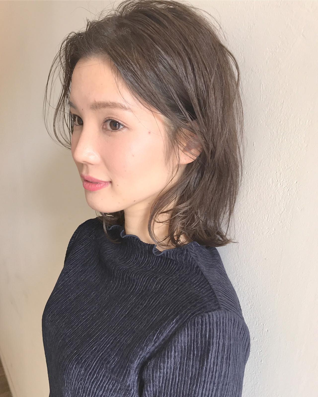 ワンランク上の髪型へシフト♡30代の女性に人気の髪型カタログ♪の4枚目の画像