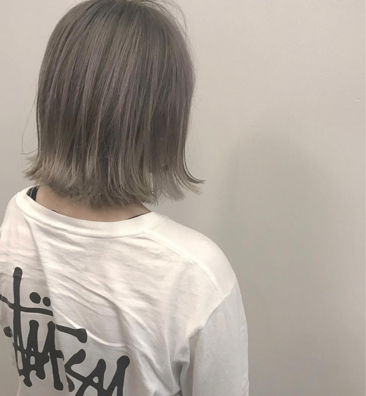 次の髪型に困ったら。ホワイトア...