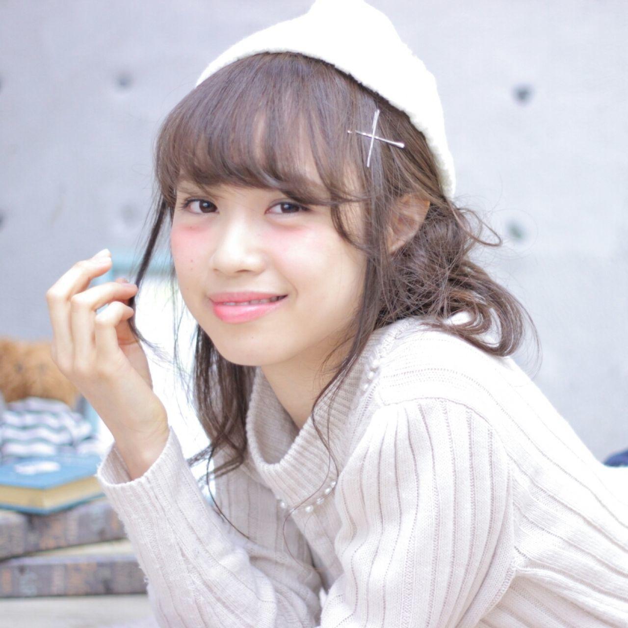 【ニット帽の髪型特集】おしゃれでかわいいヘアアレンジをマスター♡の15枚目の画像