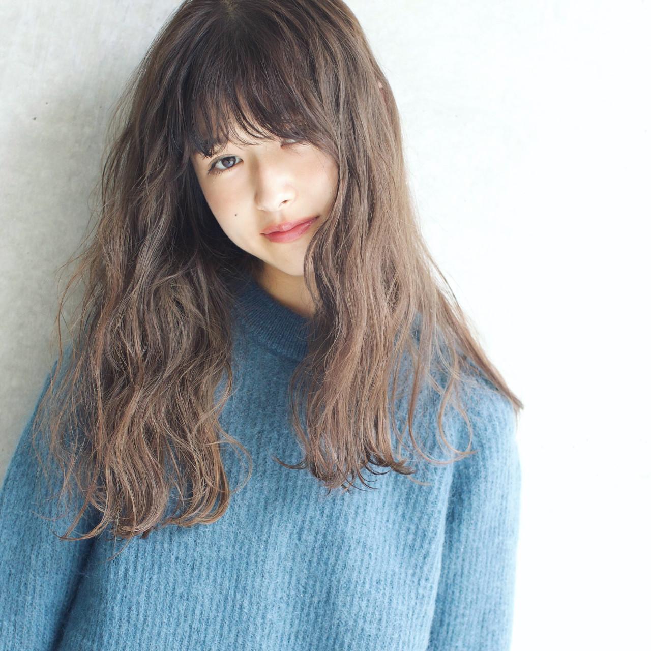 2018年秋冬【グレージュグラデーション】でトレンドヘア♡の1枚目の画像