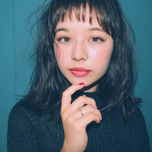 《前髪少ない系女子》必見!少なさを利用しておしゃれな前髪にしよ♡の11枚目の画像