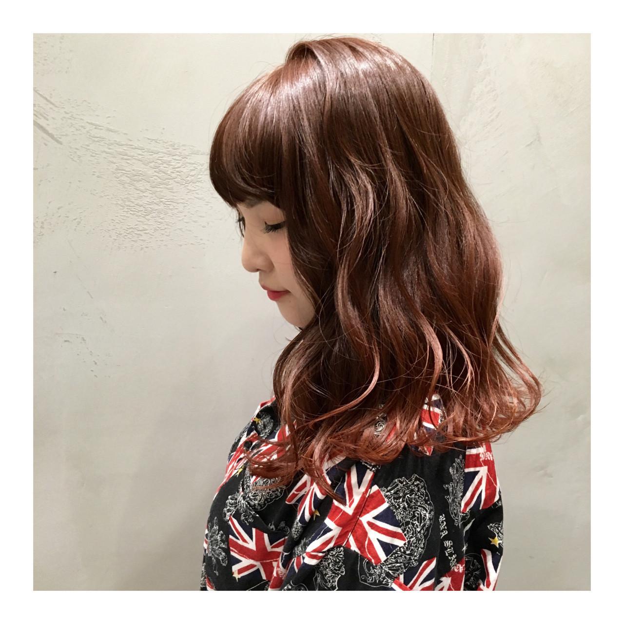 2020年人気の髪色は?おすすめヘアカラーでトレンドガールに♡の19枚目の画像