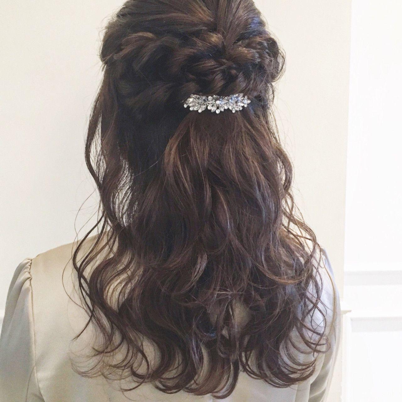 【編み込み】で今っぽヘアのできあがり♡簡単なやり方を徹底解説の6枚目の画像