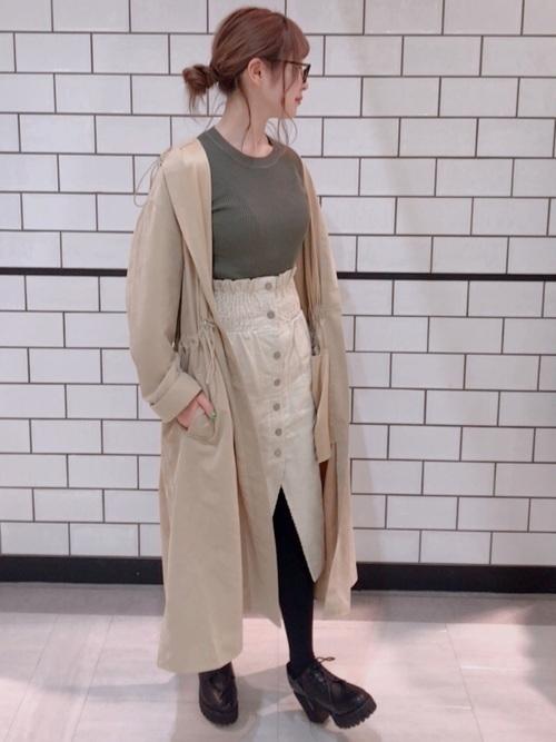 【コーデュロイスカート】で秋冬おしゃれを制覇せよ!♡の23枚目の画像