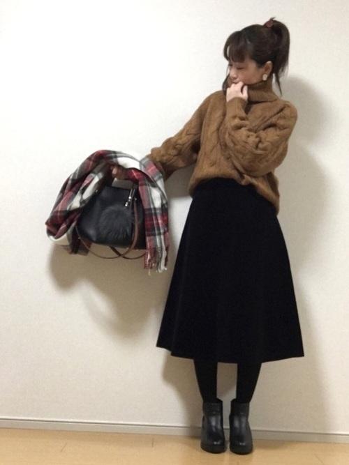 【コーデュロイスカート】で秋冬おしゃれを制覇せよ!♡の26枚目の画像