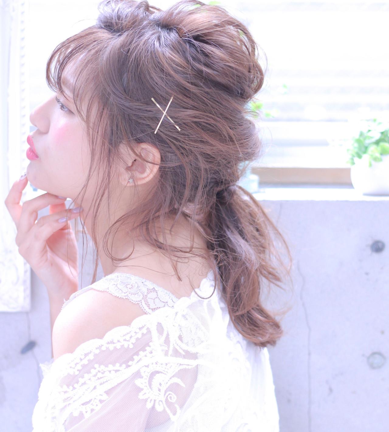 話題のモテヘア。薄め前髪【シースルーバング】に恋する予感…♡の22枚目の画像