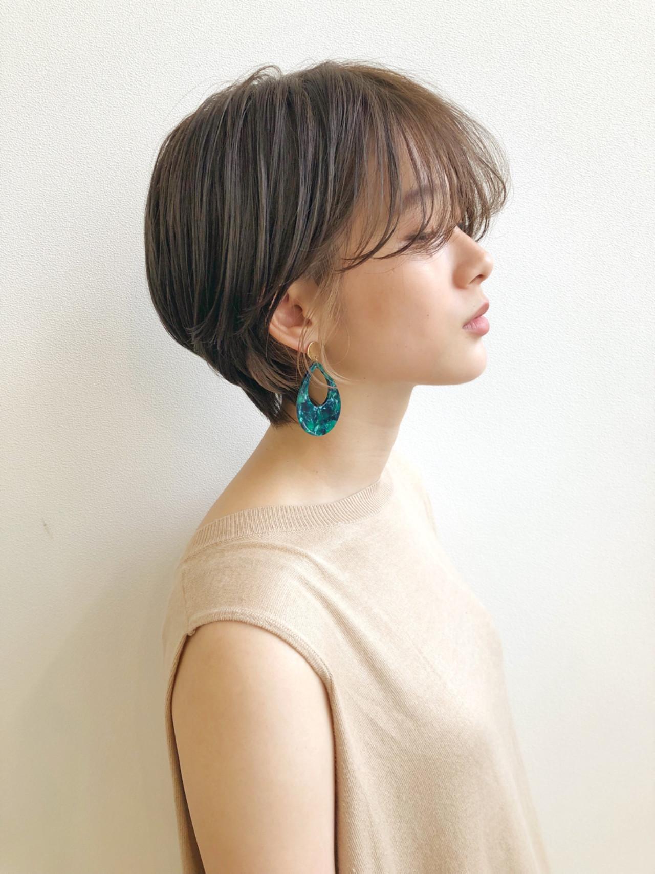 話題のモテヘア。薄め前髪【シースルーバング】に恋する予感…♡の10枚目の画像