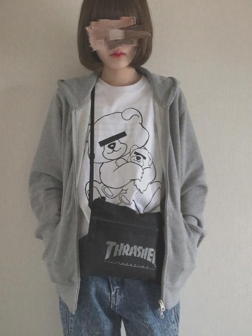 韓国風オルチャンに変身!プチプラかわいいコーデをマスターしよ♡の15枚目の画像