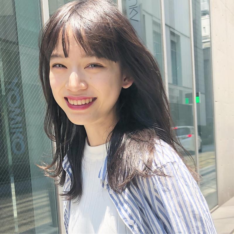 2019年秋冬【グレージュグラデーション】でトレンドヘア♡