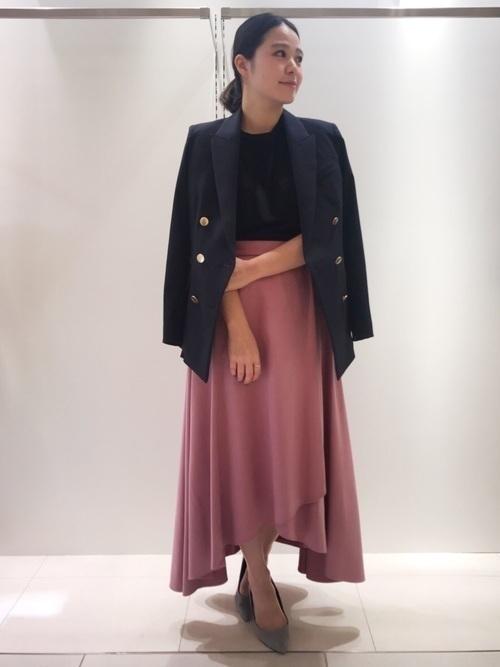 秋冬のスエードスカートコーデ22選&人気スエードスカートご紹介♡の1枚目の画像