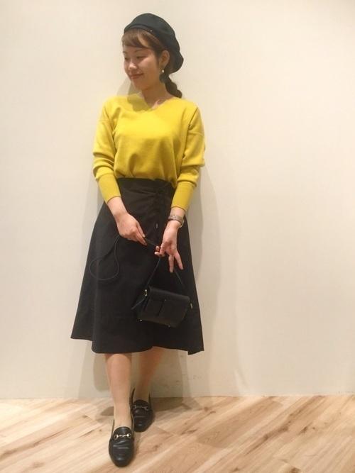 秋冬のスエードスカートコーデ22選&人気スエードスカートご紹介♡の22枚目の画像