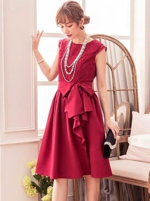 c7ed3d6f26046 今回は、赤ドレスについて特集してきました。いかがでしたか?どのアイテムもすてきなものばかりでしたよね。これらを上手に取り入れれば、あの子の結婚式に自信  ...