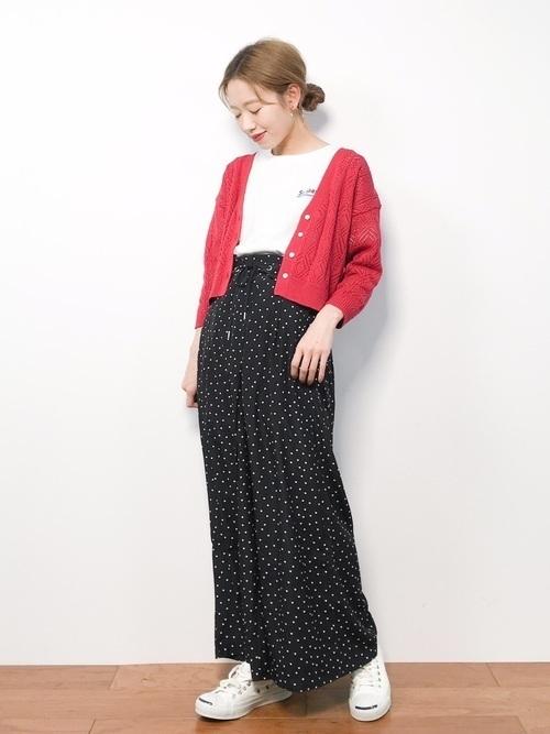 Tシャツでかわいいをget♡レディースブランドの種類別おすすめの14枚目の画像
