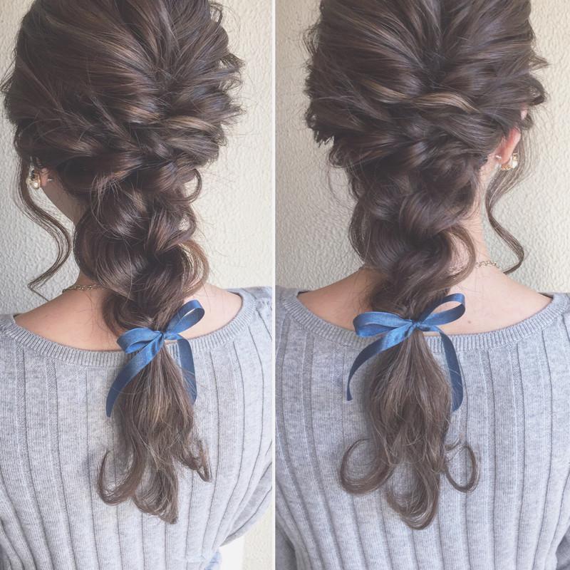 憧れ 編み込みヘア やり方まとめ 簡単かわいいヘアアレンジ24選