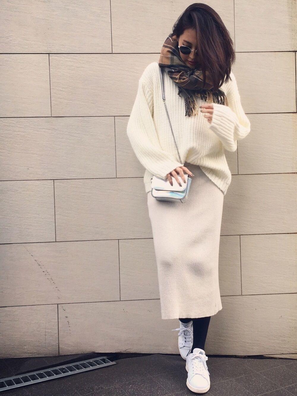 アディダスの白スニーカーを徹底調査♡人気スニーカーコーデも紹介!の4枚目の画像