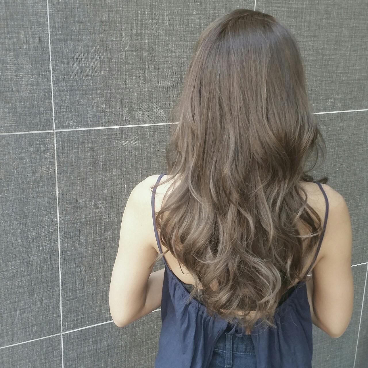 ヘアアイロンでの巻き方間違ってない?適正温度できれいな巻き髪に。の9枚目の画像