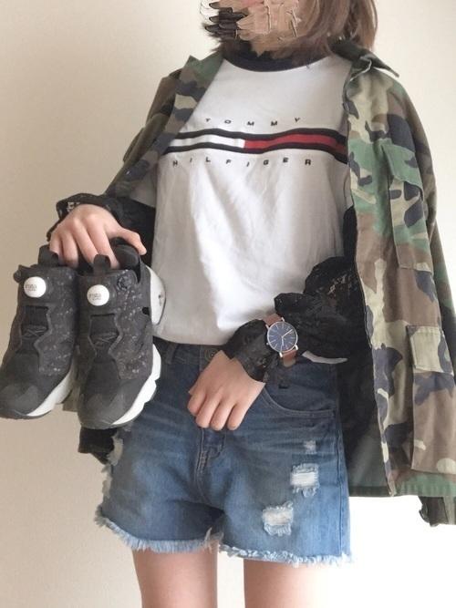 人類モテ♡】女子のストリート系ファッションでいつもと違う自分