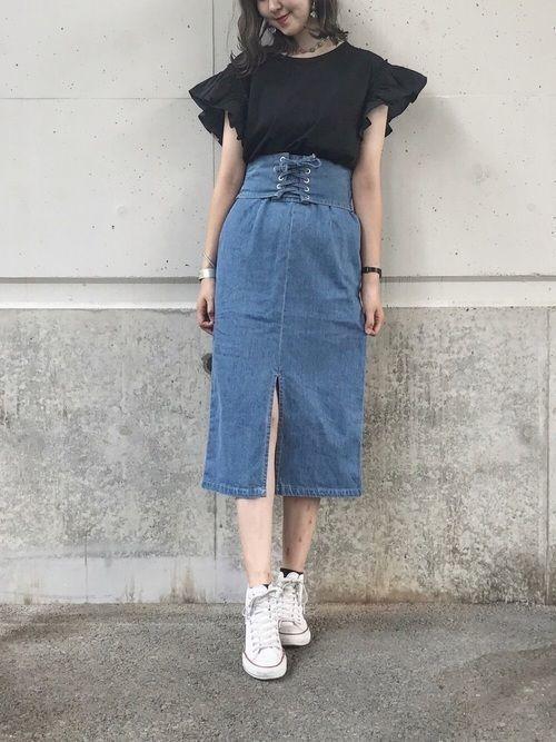 2019年はコルセットスカートがくる!かわいいコーデの作り方♡の11枚目の画像