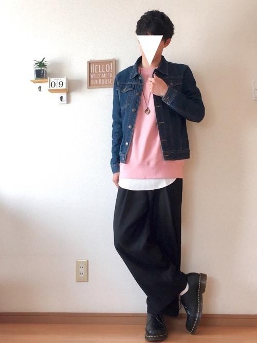 【最旬の着こなし】マンネリ化しがちのGジャンの着こなし方改革♡の30枚目の画像