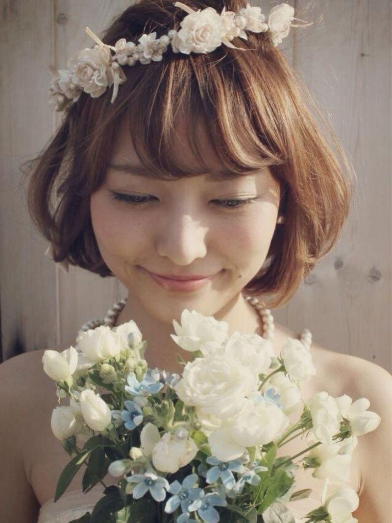 結婚式】イマドキの花嫁が注目するウェディングヘアって