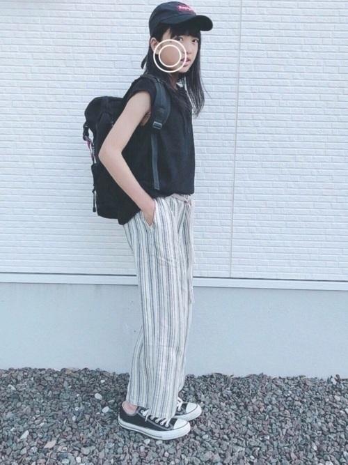 """""""黒リュック""""で、かわいいは作れる♡人気のおすすめブランド12選の3枚目の画像"""