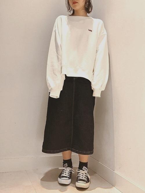 【レディース】アメカジでラフな着こなしを♡ブランド・コーデを発表の6枚目の画像