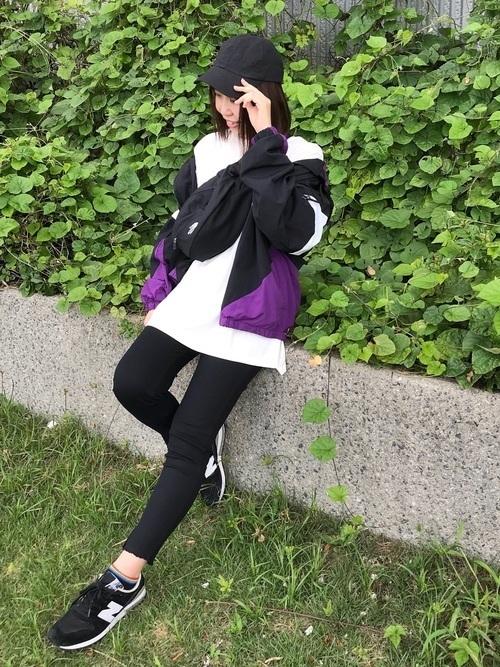 【レディース】アメカジでラフな着こなしを♡ブランド・コーデを発表の9枚目の画像