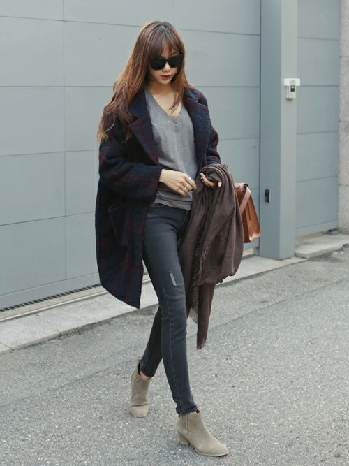 【レディース】アメカジでラフな着こなしを♡ブランド・コーデを発表の17枚目の画像