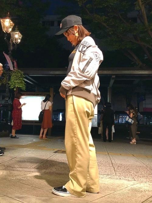 【レディース】アメカジでラフな着こなしを♡ブランド・コーデを発表の18枚目の画像