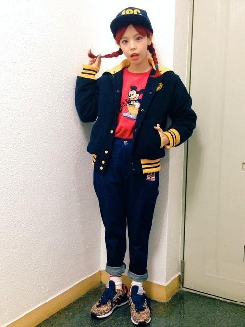 【レディース】アメカジでラフな着こなしを♡ブランド・コーデを発表の26枚目の画像